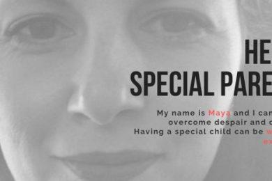 Maya Stoychevski Special Parents Life Coach